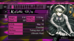 Danganronpa V3 Kirumi Tojo Toujou Report Card (Demo Version)