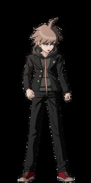 Makoto Naegi Fullbody Sprite 15