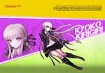 Promo Profiles - Danganronpa 1 (English) - Kyoko Kirigiri