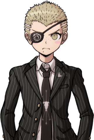 File:Fuyuhiko Kuzuryuu (Eyepatch) Halfbody Sprite (1).png