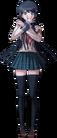 Danganronpa 1 Sayaka Maizono Fullbody Sprite (PSP) (7)