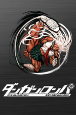 Danganronpa 1 Wallpaper - iPhone - Sakura Ogami