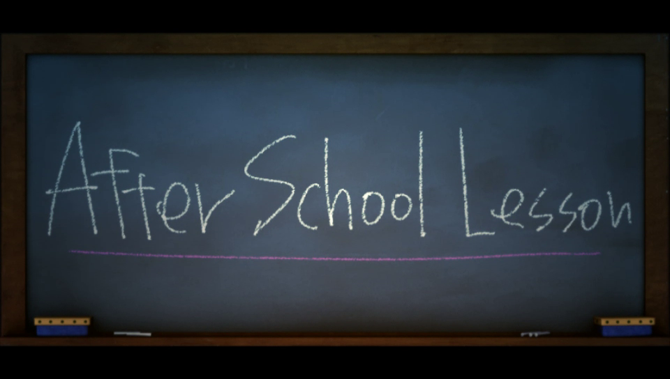 After class lesson episode 1