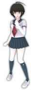 Komaru Naegi Fullbody 3D Model (2)