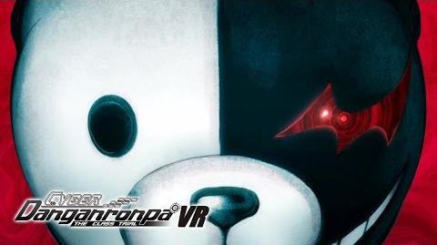Cyber Danganronpa VR The Class Trial (English ver.) - Full Demo Playthrough PS4