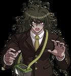 Danganronpa V3 Bonus Mode Gonta Gokuhara Sprite (Redrawn) (3)
