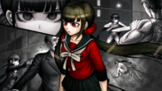 Danganronpa V3 CG - Maki Harukawa's life as an assassin