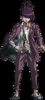Danganronpa V3 Kaito Momota Fullbody Sprite (43)