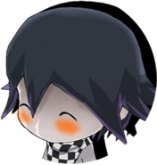 Danganronpa V3 Kokichi Oma NWP Model Sprite Icon (2)