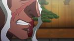 Danganronpa the Animation (Episode 08) - Sakura fighting Monokuma (24)