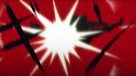 Danganronpa the Animation (Episode 08) - Sakura fighting Monokuma (8)