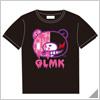 Danganronpa x Mori Chack Tshirt C Black