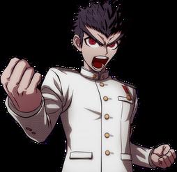 Kiyotaka Ishimaru Halfbody Sprite (8)