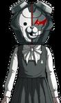Monokuma Kid Female Halfbody Sprite
