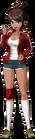 Danganronpa 1 Aoi Asahina Fullbody Sprite (PSP) (15)