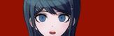 Danganronpa 1 Sayaka Maizono Bullet Time Battle Sprite (PSP) (Unused)