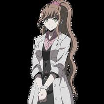 Danganronpa 3 - Chisa Yukizome (Future) Sidebar
