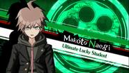Danganronpa V3 Makoto Naegi Introduction (Demo Version)