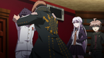 Danganronpa the Animation (Episode 04) - Fight in the Library (074)