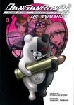 Manga Cover - Danganronpa The Animation Volume 3 (Front) (English)