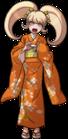 Danganronpa 2 Hiyoko Saionji Fullbody Sprite (PSP) (20)