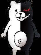 Danganronpa 2 Monokuma Halfbody Sprite (PSP) (1)