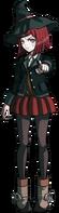 Danganronpa V3 Himiko Yumeno Fullbody Sprite (21)