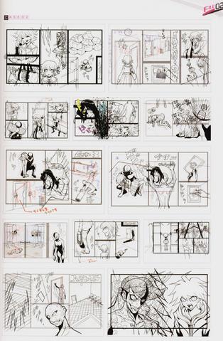 File:Danganronpa Visual Fanbook Climax Reasoning Page (02).png