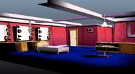 Dorm Room Kyoko Kirigiri