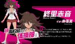 Promo Profiles - Danganronpa 3 Despair Arc (Japanese) - Akane Owari