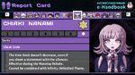 Chiaki Nanami's Report Card Page 7