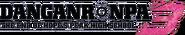 Danganronpa 3 Logo (Funimation)