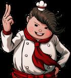Danganronpa V3 Bonus Mode Teruteru Hanamura Sprite (2)