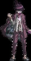 Danganronpa V3 Kaito Momota Fullbody Sprite (37)