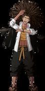 Yasuhiro Hagakure Fullbody Sprite (8)