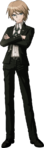 Danganronpa 2 Byakuya Togami Fullbody Sprite (No Glasses) (1)