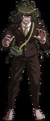 Danganronpa V3 Gonta Gokuhara Fullbody Sprite (11)