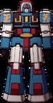 Yasuhiro Hagakure as Robo Justice Fullbody Sprite (PSP)