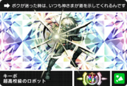 Danganronpa V3 Bonus Mode Card K1-B0 U JP