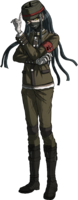Danganronpa V3 Korekiyo Shinguji Fullbody Sprite (18)