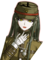 Danganronpa V3 Korekiyo Shinguji Rebuttal Showdown Sprite (2)