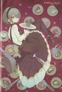 New Danganronpa V3 Minna no Koroshiai Shin Gakki Comic Anthology Volume 2 Special Illustration (4)