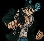 Danganronpa V3 Bonus Mode Nekomaru Nidai Sprite (Vita) (15)