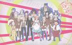 Digital MonoMono Machine Danganronpa 3 Side Despair Cast PC wallpaper