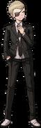 Fuyuhiko Kuzuryuu (Eyepatch) Fullbody Sprite (5)