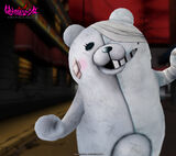 Monokuma Factory Wallpapers Set 3A Shirokuma 960 x 854