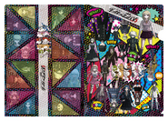 Danganronpa V3 Cast Clearfile from Limited Base 1