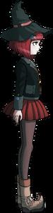 Danganronpa V3 Himiko Yumeno Fullbody Sprite (Debate Scrum) (1)
