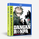 FUNimation Danganronpa The Animation S.A.V.E. Edition (Front)