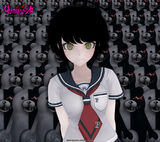 Monokuma Factory Wallpapers Set 2A Komaru Naegi 960 x 854
